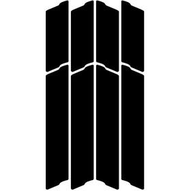 UNLEAZHED Lightning L02 Nastro riflettente, nero